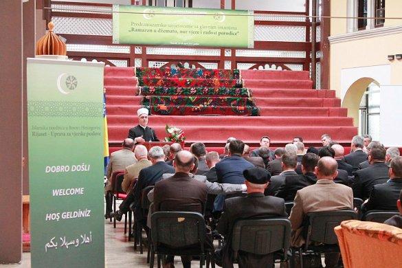 U Travniku održano savjetovanje s muftijama i glavnim imamima