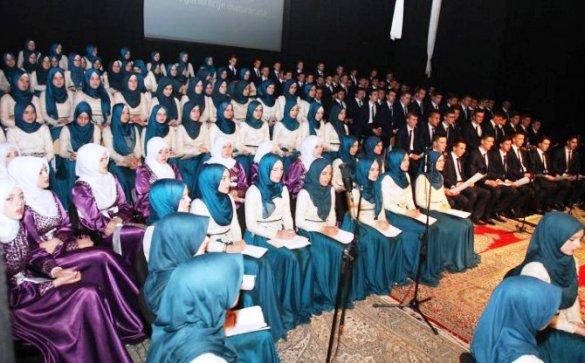 Promovirana 339. generacija Behram-begove medrese