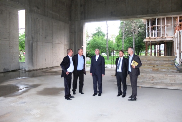 Napreduje izgradnja Islamskog centra i džamije u Lukavcu