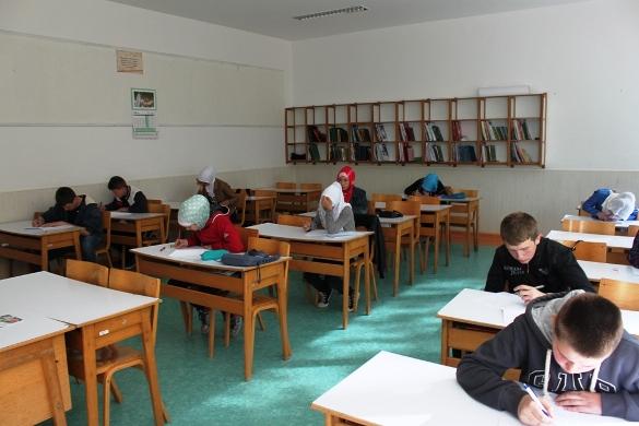 Održano mektebsko takmičenje Muftijstva tuzlanskog i završni turnir mektebske lige