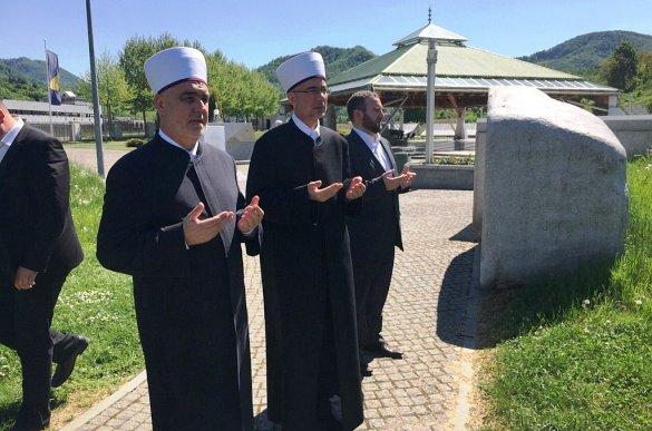 Reisu-l-ulema u posjeti Bratuncu i Srebrenici