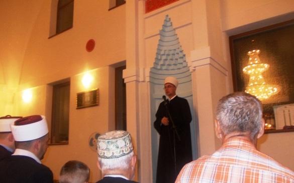 Ramazanska posjeta Medžlisu IZ Zvornik