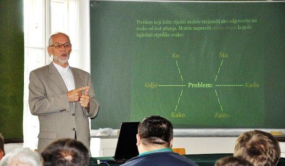 U Gradačacu održan stručni seminar za muallime i vjeroučitelje
