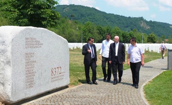 Usvojen program obilježavanje 20. godišnjice Genocida u Srebrenici