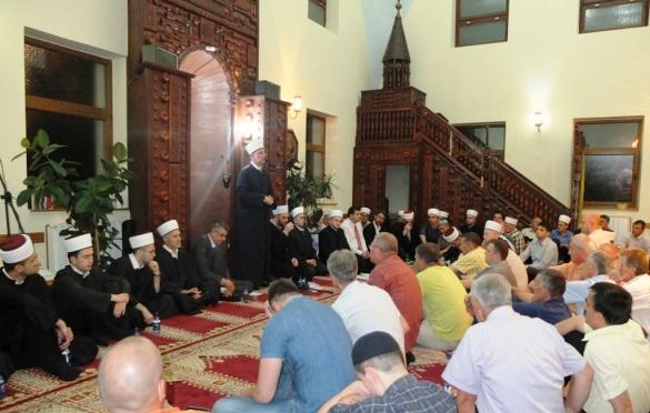 Večer Kur'ana u Srebreniku