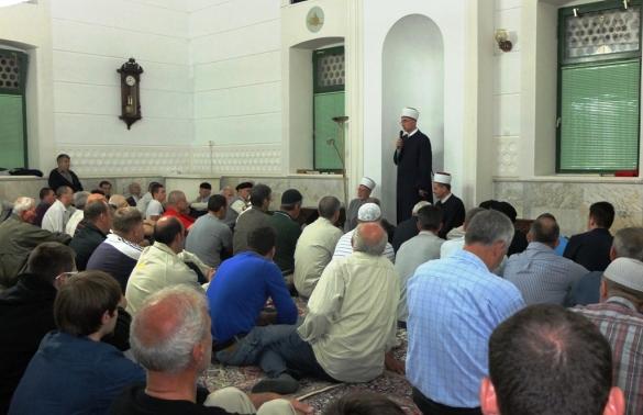 Ramazanska posjeta Gračanici