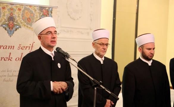 Muftija tuzlanski upriličio bajramski prijem