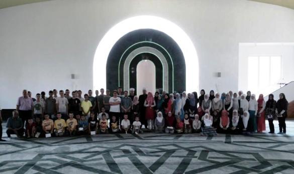 Ramazan u džamiji Kralj Abdullah u Tuzli