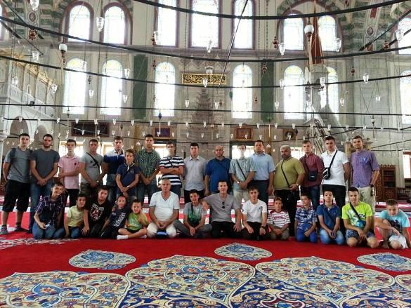 Mektebska eksurzija u Istanbul