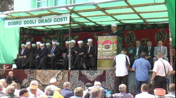 Svečano otvorena džamija u Tulovićima kod Banovića