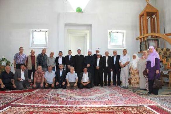 Hadžijska džamija: Proučena ikrar dova za buduće tuzlanske hadžije