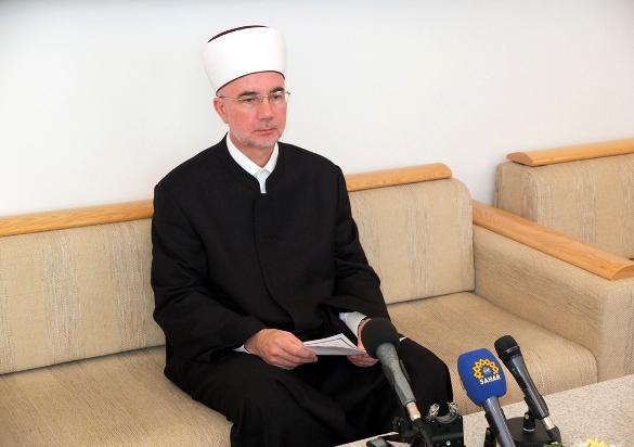 Poruka muftije tuzlanskog na Kurbanski bajram 1436/2015.