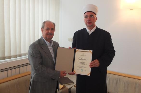 Iskazana zahvalnost turskim muslimanima