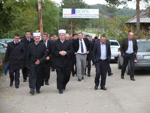 Saradnju Tuzlanskog i Banjolučkog muftijstva postaviti  na veći nivo
