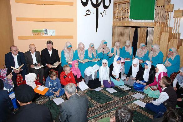 Hatma dove za odrasle u džematu Ćehaje