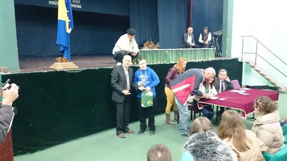 U Srebreniku obradovana djeca s invalidietom