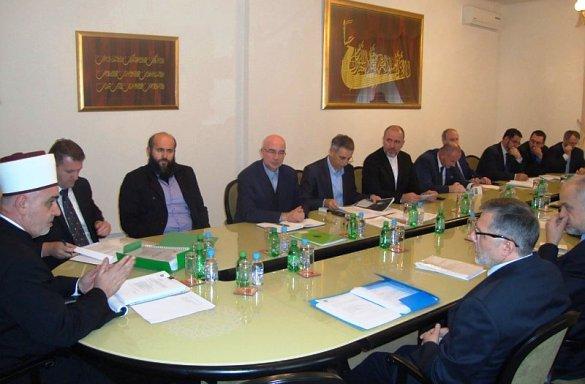 U Sarajevu održana sjednica Vijeća muftija