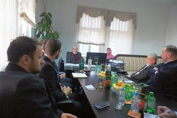 U Uredu za društvenu brigu održan sastanak sa koordinatorima za socijalna pitanja