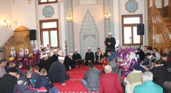 """U Bijeljini održana svečanost """"Kur'an u srcu"""""""
