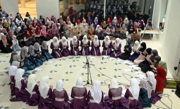 Tradicionalni mevlud za žene u Tuzli