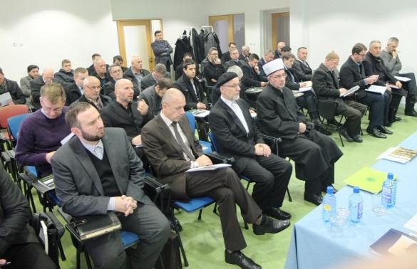 Seminar za glavne imame i predsjednike medžlisa