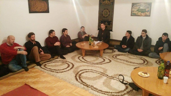 Druženje mladih Medžlisa IZ-e Srebrenik