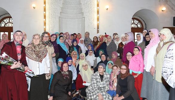 U Husein-kapetanovoj džamiji proučen mevlud za žene