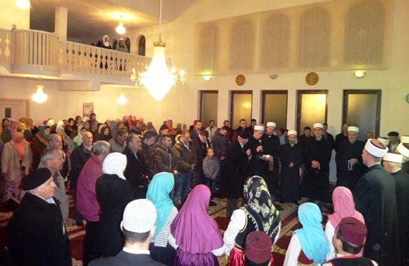 MIZ Modriča: Mevlud u Čaršijskoj džamiji i tribina u SKC  Modriča