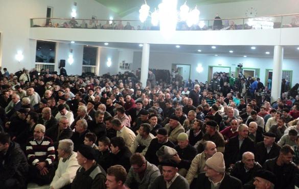 Večer Kur'ana u Kraljevoj džamiji