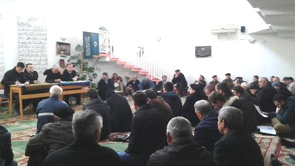 Zasjedala Skupština Medžlisa IZ-e Srebrenik