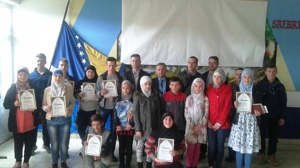 Mektebsko takmičenje 2016. godine MIZ-e Srebrenik