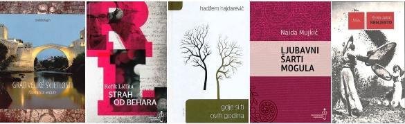 """Žiri objavio uži izbor za književnu nagradu """"Hasan Kaimija"""""""