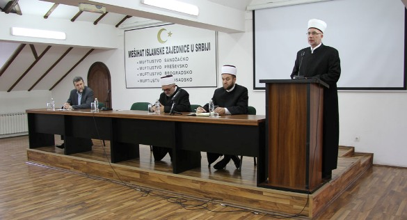 Muftija tuzlanski govorio na predramazanskom savjetovanju u Novom Pazaru
