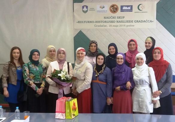 Gradačac: Predramazansko druženje koordinatorica za ženski aktivizam