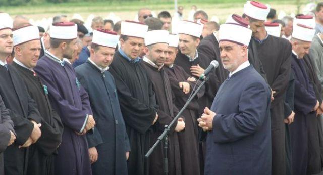 Reisu-l-ulema predvodio dženazu zvorničkim žrtvama