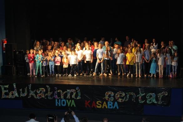Srebrenička svečanost djece iz Konjević Polje