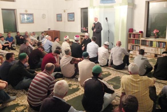 Ramazanska posjeta Medžlisu IZ Puračić