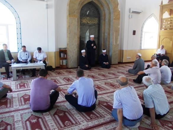 Besjeda o Kozlučkoj džamiji
