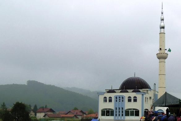 U džematu Potpeć otvorena džamija