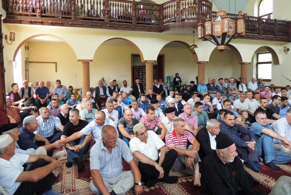 Ikrar dova u Srebreniku