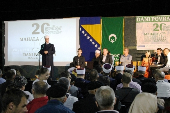 Dani povratka: Čvrsti su temelji Bosne i Hercegovine