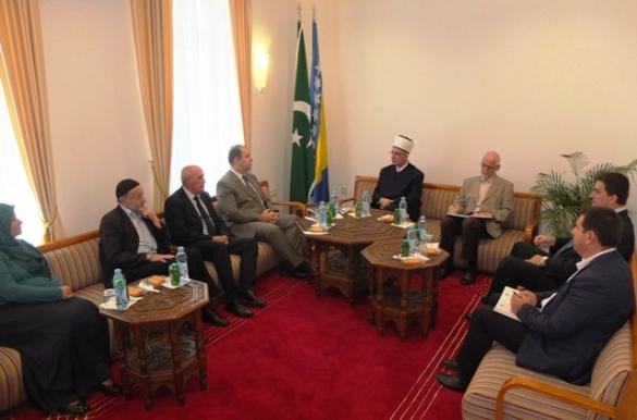 Saborska komisija za vjersko djelovanje posjetila Muftijstvo tuzlansko