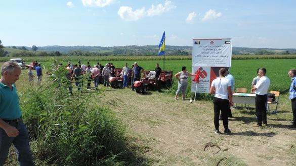 Građani Kuvajta za džematlije u sjeveroistočnoj Bosni