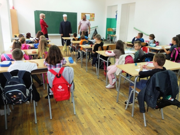 Posjeta Edukativnom centru u Novoj Kasabi