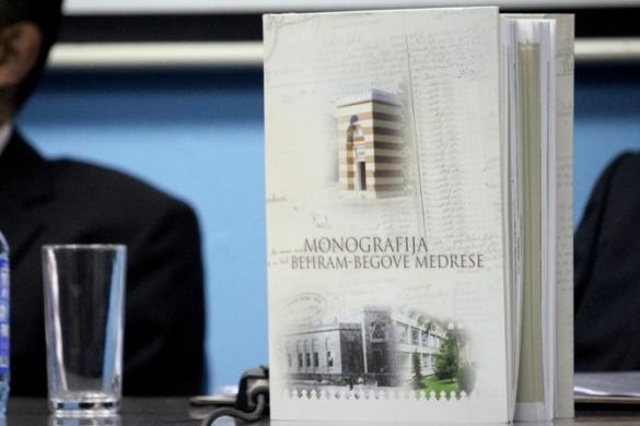 Monografija Behram-begove medrese, pisani branik općem zaboravu