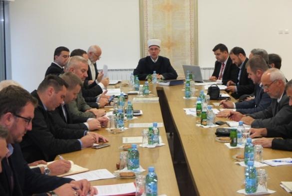 Održana redovna sjednica Savjeta muftije tuzlanskog