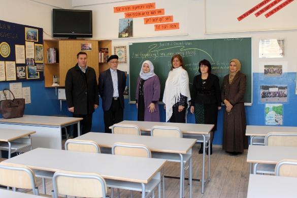 Opremljen kabinet islamske vjeronauke u Drugoj OŠ u Živinicama