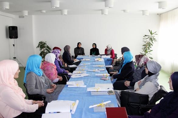 Pojačan ženski aktivizam na području Muftijstva tuzlanskog