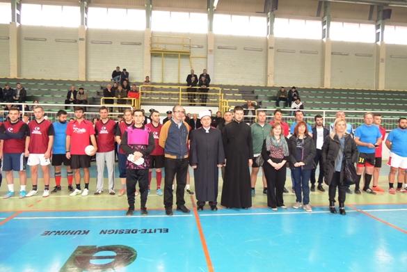 Sportska nadmetanja imama, svećenika i sveštenika