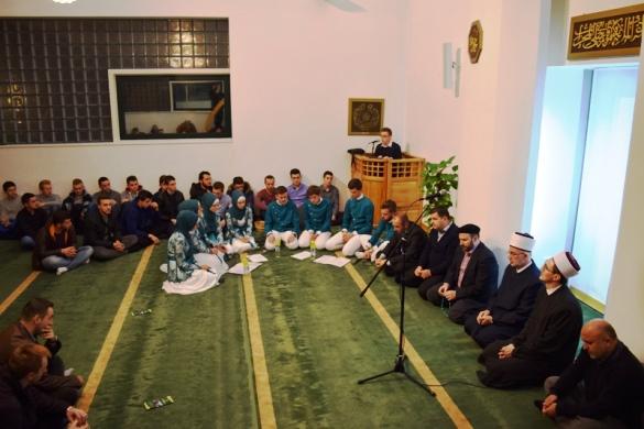 Muftija s mladima Tušnja i Slatine
